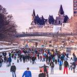 ¡En Canadá hay un Festival de invierno donde usan nieve y hielo!