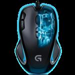 Logitech G300s: Un mouse gamer (y para diseño) al alcance de tu bolsillo !!