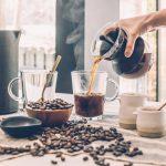 Ordenando Café mientras Viajas