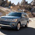 Ford Expedition 2018, una SUV llena de comodidad y espacio