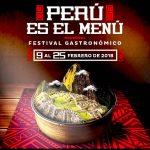 ¡Por fin! Festival Gastronómico Peruano en el Presidente Intercontinental Polanco