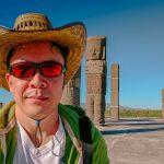 Zona Arqueológica de los Atlantes de Tula en Hidalgo