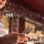 Los smartphones Feel y Feel Plus de M4: Personalidad y Estilo
