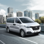 Hyundai nos presenta su nueva Van: Starex