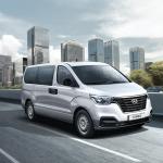 Hyundai nos presenta su nueva Van: Starex