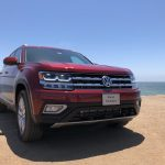 El nuevo SUV familiar de VW es sobresaliente: Teramont