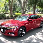 Accord Sport 2018: Confort total