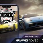 """Gameloft y Huawei juntos para la competencia """"Huawei nova 3 Asphalt Cup"""". ¡Inscríbete!"""