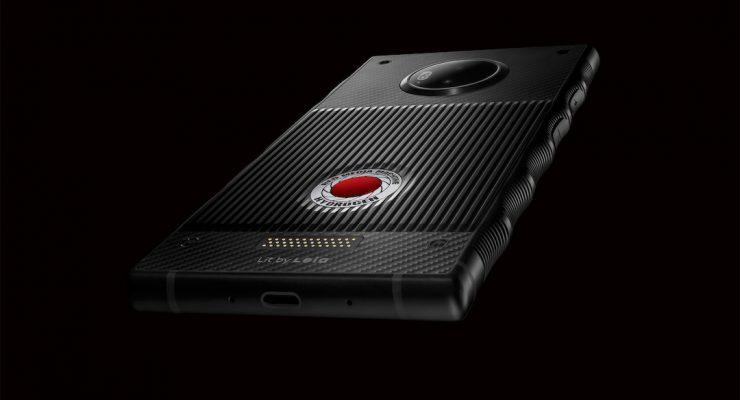 RED HYDROGEN One: el primer smartphone con pantalla holográfica