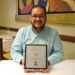 Recibe TESTAL reconocimiento como uno de los 120 mejores restaurantes de México