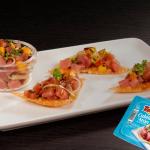 El sabor de Semana Santa: Wontons de atún agridulce