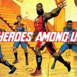 Adidas y Marvel con nueva colección de calzado: héroes del baloncesto