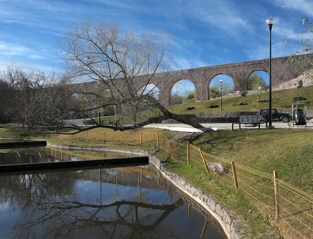 Parque Acueducto Chihuahua