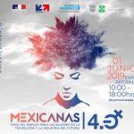 ¡Foro Mexicanas 4.0 en su primera edición, un éxito!
