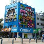 Xtorias Ilustradas: arte urbano para resaltar lo mejor de México en la CDMX