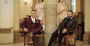 La Fusión de dos talentos Mexicanos : Jaime Ibiza + Benito Santos