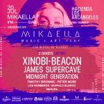 Mikaella Music + Art Fest en San Miguel de Allende presenta gran Line up y experiencias increíbles