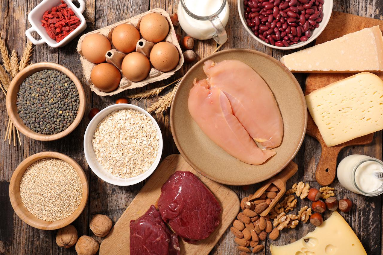 Alimentos para pieles secas