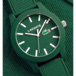 Modernos y elegantes, así es la nueva colección de relojes LACOSTE.12.12