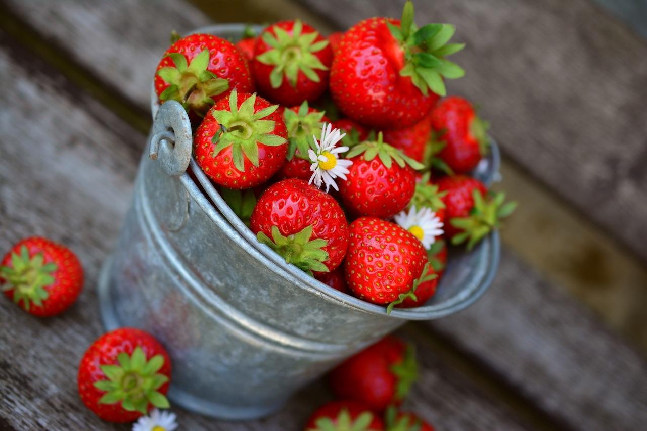Come fresas si tienes piel grasa