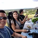 Dinner In The Sky en Teotihuacán 2019