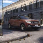 Nuevo T-Cross de Volkswagen: el SUV pequeñito de la familia