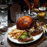 Octubre es el mes de la hamburguesa en The Palm