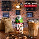 """Nature's Heart® presenta """"Almendra Café"""", un nuevo formato de bebida vegetal para llevar a cualquier lugar"""