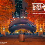 ¡Cada vez más cerca los colores del 🍂otoño🍂 en Illinois!