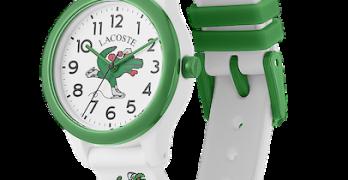 """Relojería Lacoste presenta su colección """"Croc Magic"""" exclusiva para este invierno 2019"""