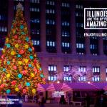 Navidad de magia y tradición en Illinois