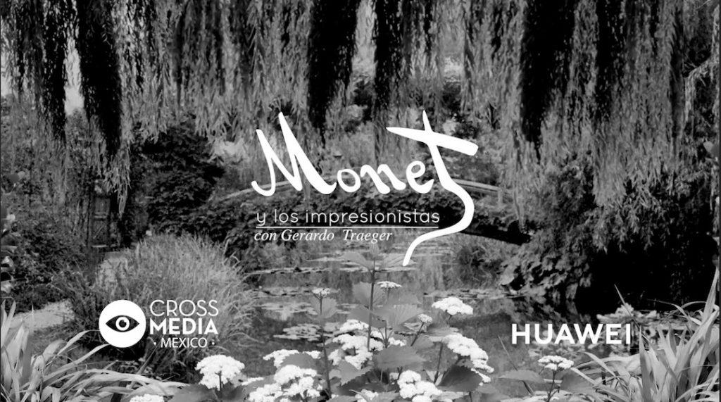 Huawei presenta miniserie de Monet