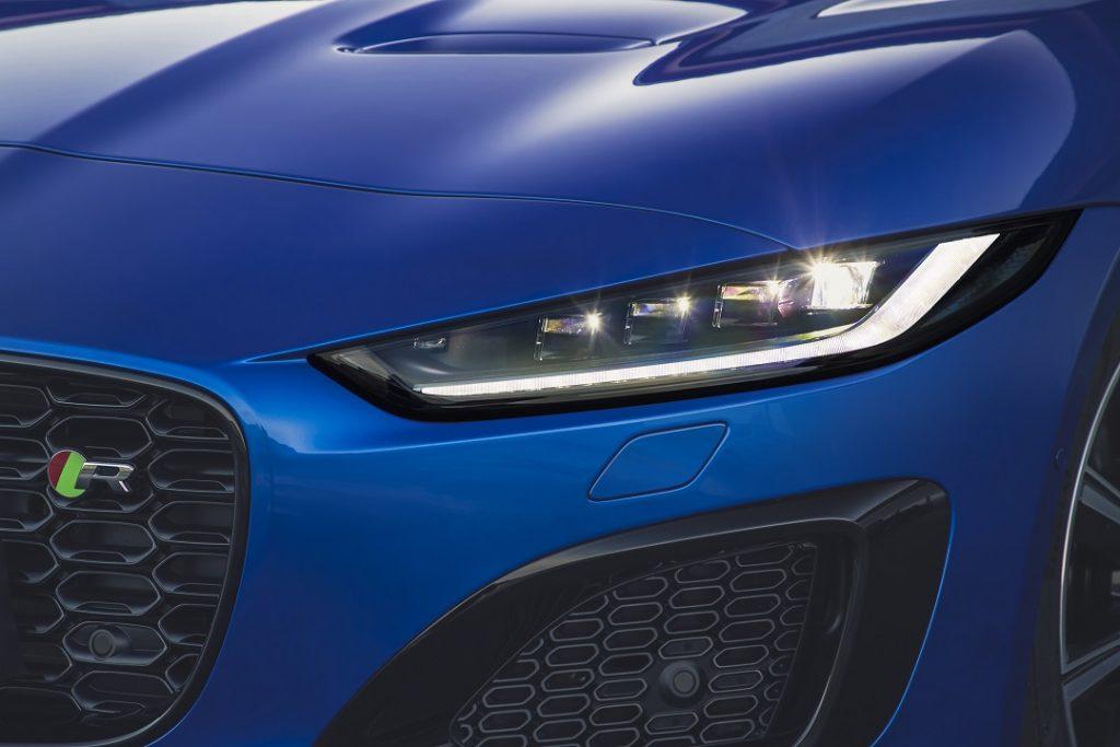 Luces LED Jaguar F-Type