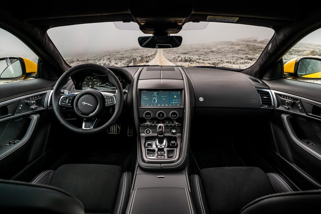 Interior Jaguar 2021