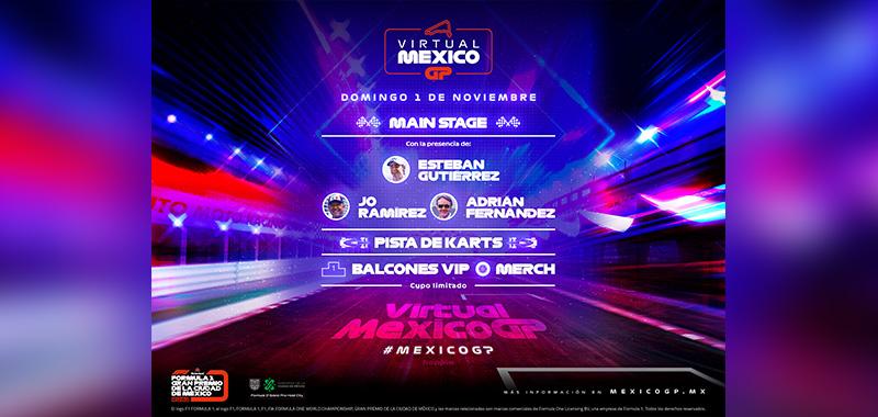 Virtual Mexico GP