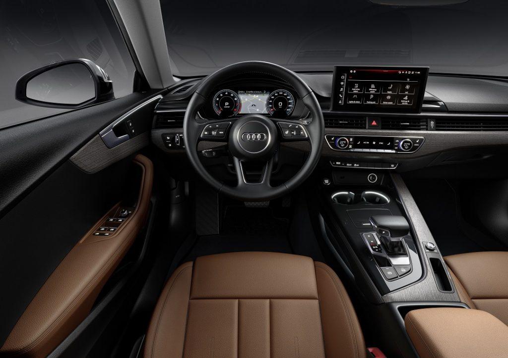 Interior Audi A5