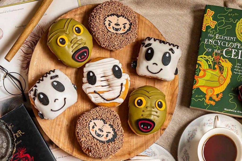 Donas Krispy Kreme
