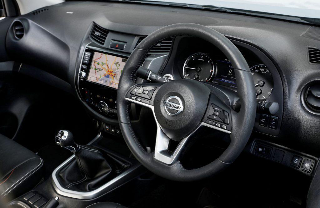 Interior Nissan