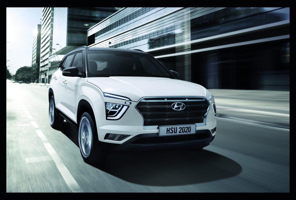 Nueva Hyundai Creta 2021 La Pequena Suv Con Pintas Futuristicas