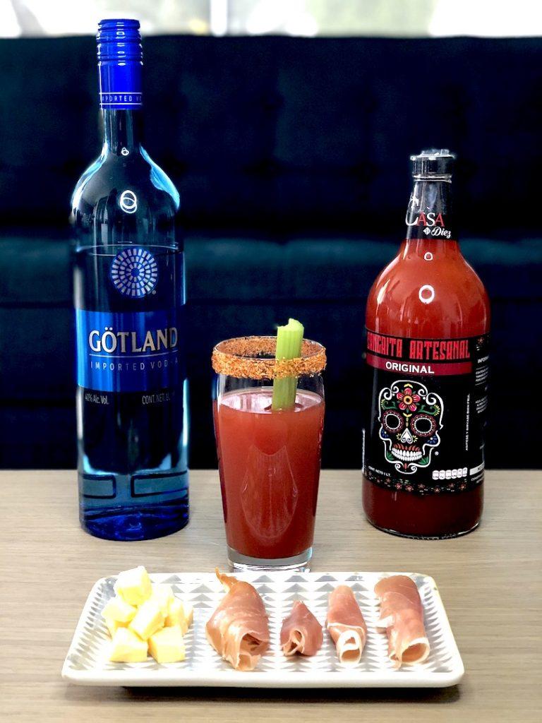 Sangrita La Casa Diez Bloody Mary