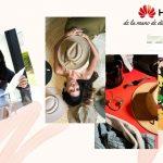 Diseñadores y artistas Huawei