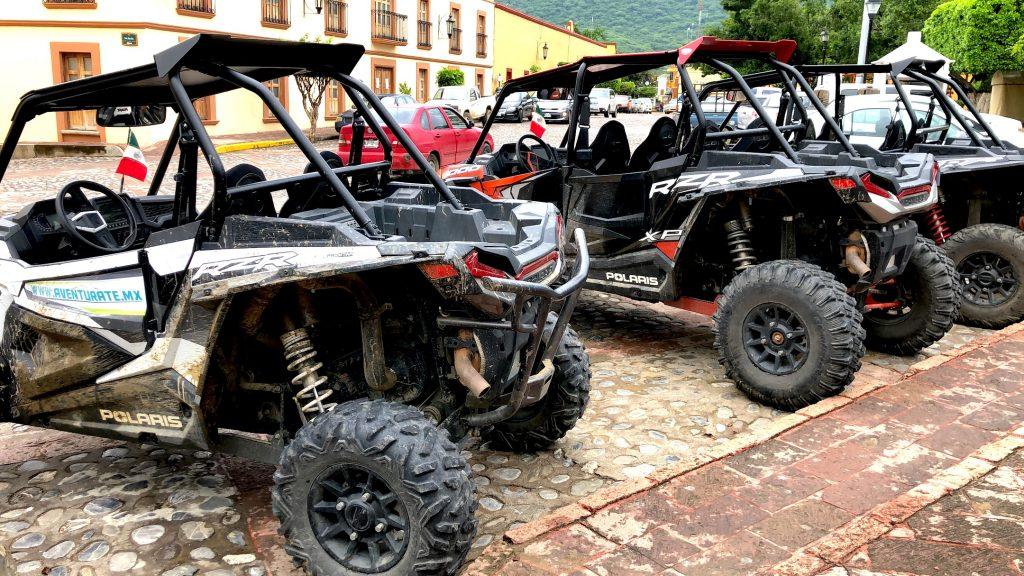 Cuatrimotos, naturaleza y aventura en la Sierra Gorda de Querétaro