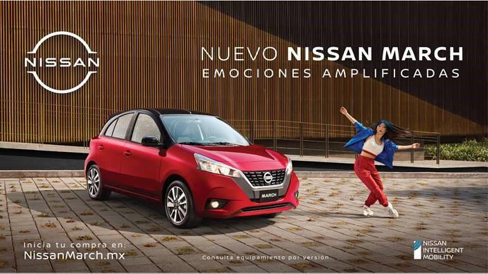 Nissan March preventa