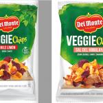 Nuevas Veggie Chips del Monte