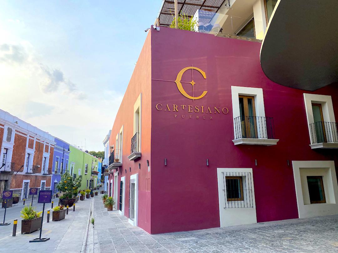 Cartesiano 360 en Puebla