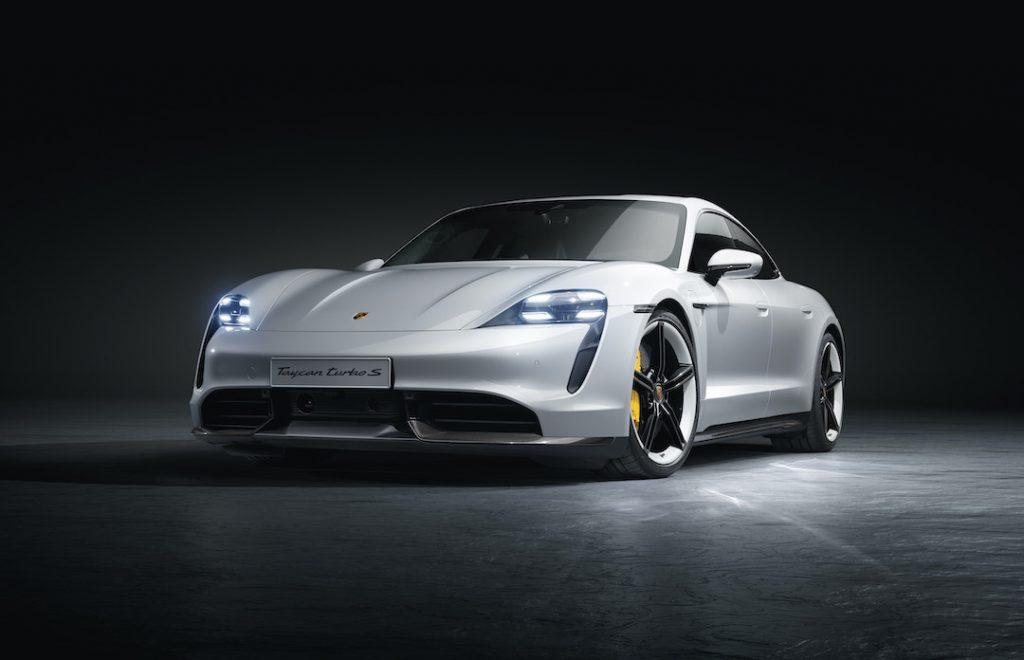 Porsche eléctrico