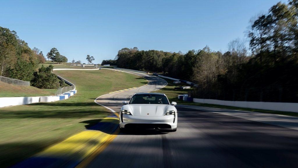 Porsche Taycan, el 1er eléctrico de la marca