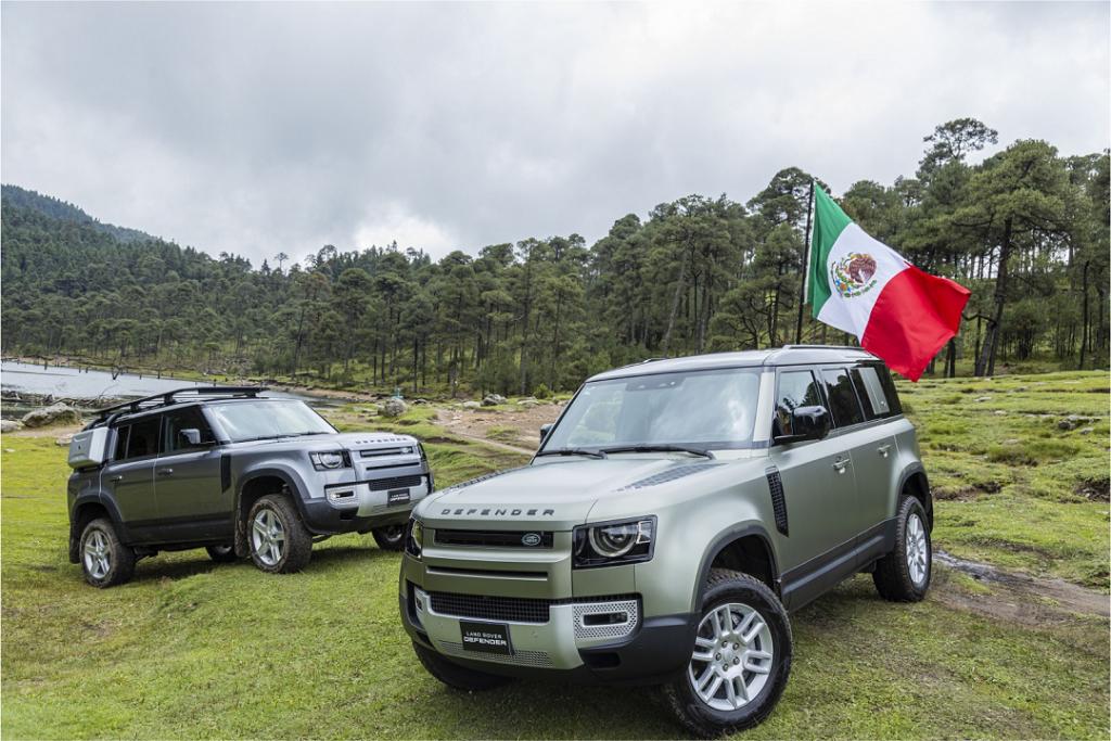 Jaguar Land Rover de México