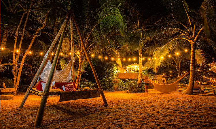Puerto Vallarta es un destino romántico